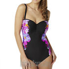 Panache Swimwear Savannah Bandeau Swimsuit Floral Print SW0780 NEW Select Size