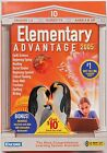 Encore Elementary Advantage 2005 Suite Grades 3-5 PC CD-ROM 10 subjects 8 CDs