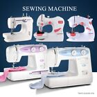 5 Styles Multi-Function Portable Mini Sew Sewing Machine 64pc Bobbin Adjustable