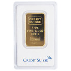 1 Troy oz Credit Suisse Gold Bar .9999 Fine Sealed In Assay