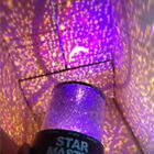 Color Twilight Stars Star Master Beauty Projector Night Light Lamp - Sleep Help
