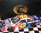 #48 JIMMIE JOHNSON LOWE'S POWER OF PRIDE 1:24 DIE CAST NASCAR ELITE 2003