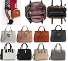 Women's Designer Padlock High Fashion Handbags Shoulder Tote For Women Work Sch