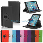 360 Rotating Smart Leather Folio Ultra Stand Case Cover for Apple iPad Mini 4