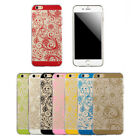 Hot 1PC Ultra Thin Brushed Case PC Hard Back Cover For iPhone 6 4.7 Inch дело