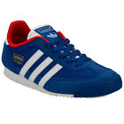 Junior Boys adidas Originals Dragon Trainer In Blue From Get The Label