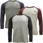 Mens T-Shirts Tokyo Laundry Long Sleeve T Shirt 'Frosty Peak'