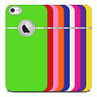 New Hard Back Case Cover for Apple iPhone 5 5S with FREE Screen Protector Stylus