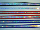 "5 yds of Bedazzle 7/8"" Wide Offray Grosgrain Ribbon -4 Assorted Colors Available"