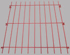 Window Security Grills 1200mm high- various widths