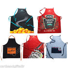 Heinz 100% Cotton Twill Aprons Tomato Sauce HP Sauce Baked Beans Lea & Perrins