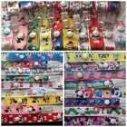 QUALITY CHARACTER DUMMY TEETHING RING CLIP ON KEEP SAFE STRAP RIBBON NO METAL