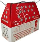 Live Bird Shipping Boxes 10pcs Horizon Chickens Poultry - USPS Approved Bird Box