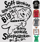 Funny T-Shirts  Star wars Soft kitty Big bang Wookie Birthday Christmas giftsTee $19.74 AUD