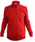 Puma Ferrari Mens Red Sweat Jumper Jacket (564231 02) U90