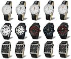 OFFICIAL FOOTBALL CLUB - WATCHES Mens/Adult - 3 Watch Designs (New/Gift/Xmas)