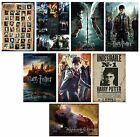 HARRY POTTER - POSTERS (Official) 61x91.5cm - Movie Teasers/Characters Maxi)