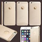 Gold Hybrid Shockproof Hard Rugged Heavy Duty Cover Case For Apple iPhone 6 6S