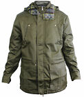 Puma MINI Field Jacket Green Khaki (561496 01) R20