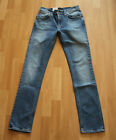 NEU Nudie Jeans Thin Finn (low yoke skinny leg) Organic Tender Blues