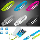 MIni Bracelet Wrist Band Micro USB Data Sync Charging Cable for iPhone Android