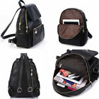 New Girl School Bag Travel Cute Leather Backpack Satchel Women Shoulder Rucksack