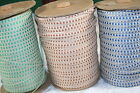 Antique Fine Woven Cotton Trim for Doll Clothes by the Metre
