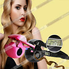 New Hot Automatic Hair Curler Roller Style LCD Display Wave TooL Machine Curl