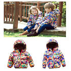 Baby Boys Jacket Spring Clothes Kids Outerwear Coat Clothing With Hooded