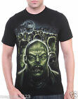 Rock Eagle T-Shirt Sz M L XL XXL 3XL Zombie Skull Tattoo Biker Rider mma RE182