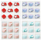 Wholesale lot 24 PCS Jewelry Gift Box Display New Fashion For Ring Earring