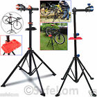 Adjustable Folding Repair Maintenance Mechanic Stand Rack For Bicycle Bike Cycle