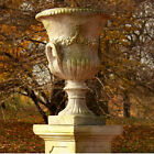 Cadmus Garden Urn Planter by Orlandi Statuary Made of Fiberstone-24