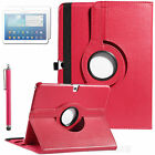Rotating PU Leather Stand Case Cover for Samsung Galaxy Tab 3 10.1 P5200