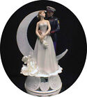 Marine Officer Hero YOUR Choice: Wedding Cake Topper, Glasses Server, Guest Book