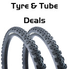 """Vandorm Storm 26"""" x 1.95"""" Mountain Bike Cycle Tyres Pairs and Tube Deals"""