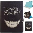 Painting Leather Case Wallet Stand Cover For Samsung Galaxy Tab S T800/T805C XX