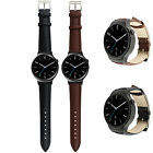 For Huawei Smart Watch Classic Buckle Genuine Leather Watch Band Strap
