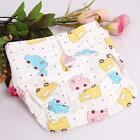 Baby Newborn Infant Cartoon Nappy Breathe Soft Waterproof Mat Diaper Nappies W