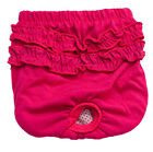 Cute Female Pet Dog Brief Sanitary Pants Physiological Pants Underwear Diapers
