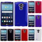 For LG G Vista 2 Rubberized Hard Snap on Two Piece Cover Case