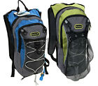 Summit 2 Ltr Hydration Pack Water Rucksack Backpack Cycling Running Bladder Bag
