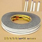 3-6mmX 50M Strong Double Sided Adhesive Tape For LCD Glass Cell phone Iphone 5 6