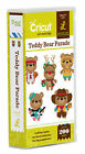 Cricut Teddy Bear Parade Cartridge Use w Explore Expression All Machines