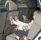 2PC Excellent Car Auto Seat Back Protector Cover For Children Kick Mat Mud Clean