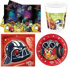 ANGRY BIRDS STAR WARS PARTY RANGE (Tableware/Decorations)