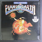 PAUL KANTNER: Planet Earth Rock And Roll Orchestra LP (clear vinyl, 'special li