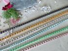 JEWELLERY CHAIN - MIXED PACK OF 9 METRES, ALL COLOURS, CRAFT JEWELLERY MAKING