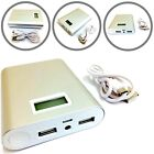 10000MAH EXTERNAL PORTABLE BATTERY CHARGER POWER BANK FOR VARIOUS MOBILE PHONES