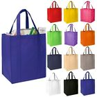 Grocery Tote Ladies Fashion Reusable Storage Shopping Bag Variety of Colours UK